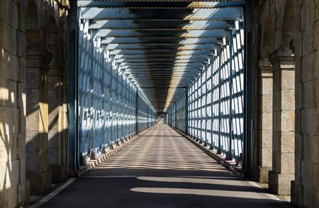 International bridge over the River Miño, between Tui and Valenca