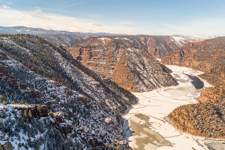Red Canyon overlook, Utah