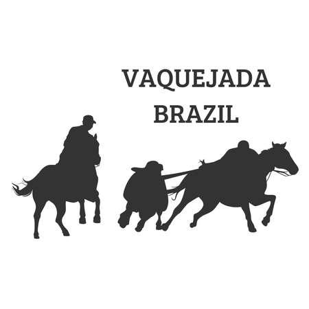 northeast: Vaquejada Brazil