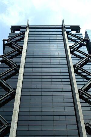 built structure: Office building