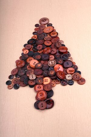 buttons arrow or tree photo