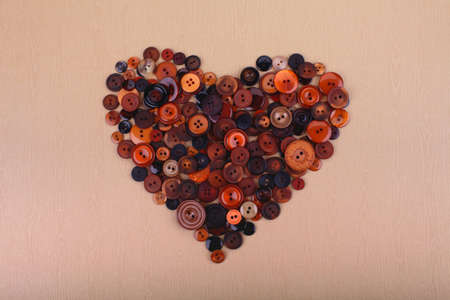 buttons heart Stock Photo - 9615180