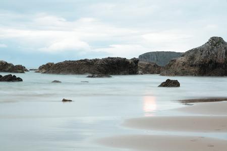 frank: frank beach in Ribadedeva