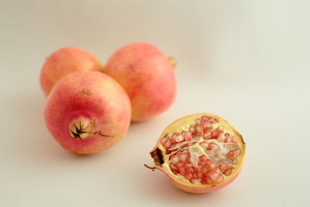 colic: Mollar Elche pomegranate