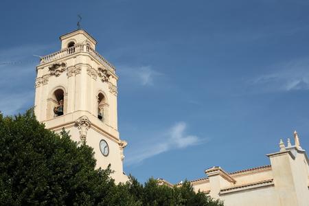 parish: Parish of Saint Johns in Catral, Alicante, Spain