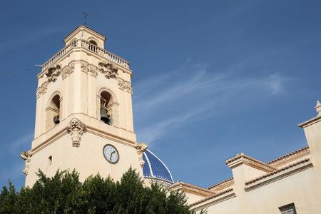 Parish of Saint Johns in Catral, Alicante, Spain
