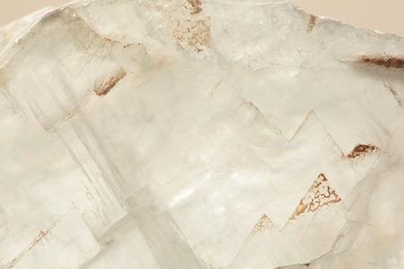 quartz: Quartz stone white close-up