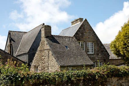 Old stone cottages Stock Photo - 2216103