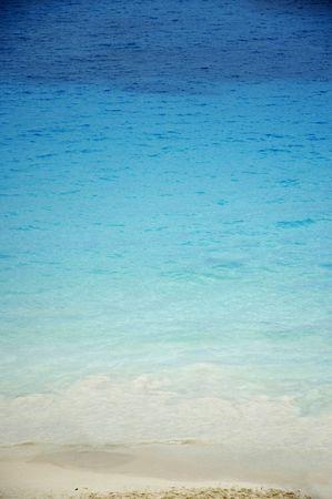honeymooners: Luna de miel en el mar Caribe Foto de archivo