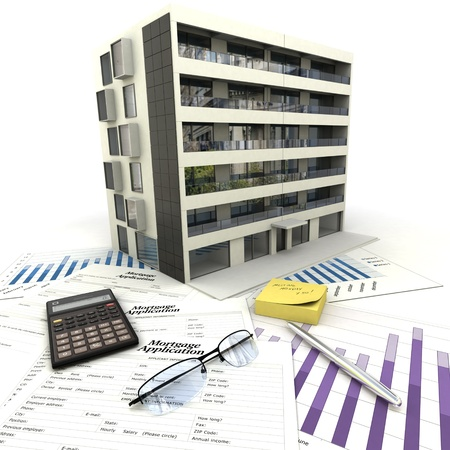 Agreement On The Apartment Stock Photos Pictures Royalty Free