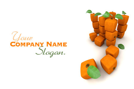 singular: composition with Piles of cubic oranges