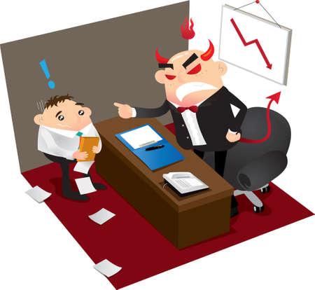 angry boss: Angry Boss