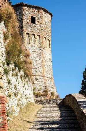 rimini: Castle of Azzurrina Montebello Rimini