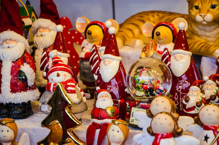 finery: Finery of christmas Stock Photo