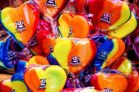 sweetmeat: Bon Bon Stock Photo