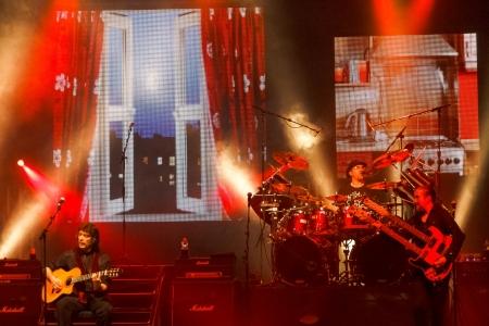 genesis: MUSIC - Steve Hackett  genesis  Live in Rome