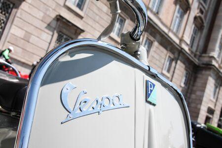 Italian moto - VESPA
