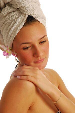 Beauty & Body Care Stock Photo - 9646155