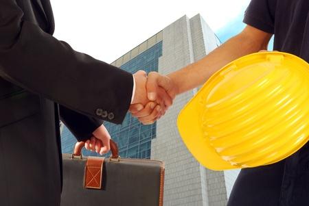 A good agreement Foto de archivo