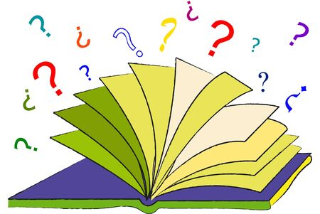 The book of questions photo