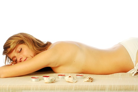 esthetician: Wellness Center - In a health club for a healthy body care 417