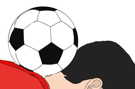 Een goede voetballer