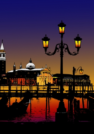 Fable of Venice                           Vector