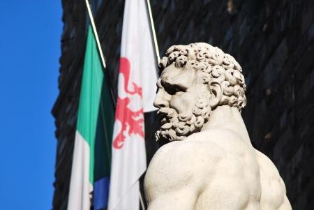 signoria square: Florence - Signoria Square - Art and beauty - Tuscany - Italy - 185