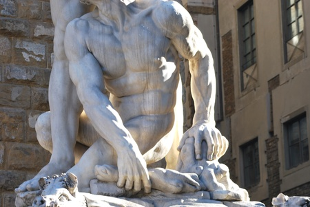 signoria square: Florence - Signoria Square - Art and beauty - Tuscany - Italy - 201