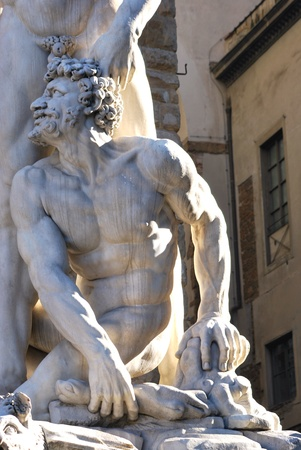 signoria square: Florence - Signoria Square - Art and beauty - Tuscany - Italy - 203
