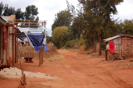 misery: The Village of Pomerini - Tanzania - Africa