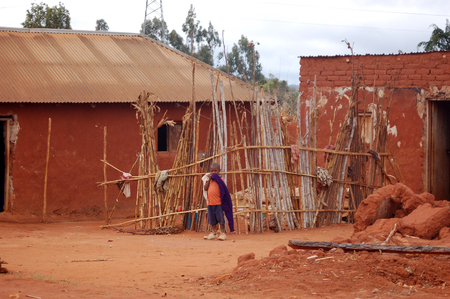 african solidarity: The Village of Pomerini - Tanzania - Africa - August 2013 Editorial