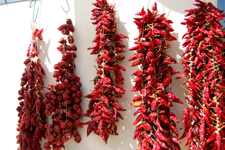 Necklaces Calabrian chiles