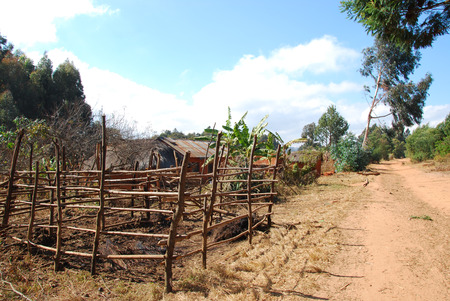 The agricultural environment and farmer in Tanzania - Africa