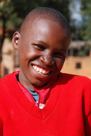August 2014-Pomerini-Tanzania-Africa-African children suffering from AIDS followed by the non-profit organization Smile to Africa and the non-profit organization Mawaki in the Franciscan Mission