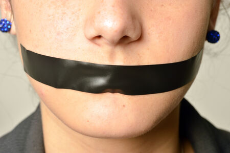 marginalization: Violence against women - The silencing of a girl