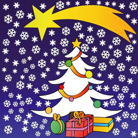 participacion: Mis mejores deseos para una Feliz Navidad a todos ustedes