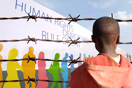 These are your human rights? - An African child and human rights in Europe