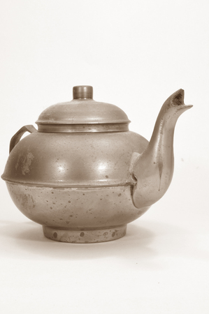 Ancient Arab-Asian object of a tea service 03
