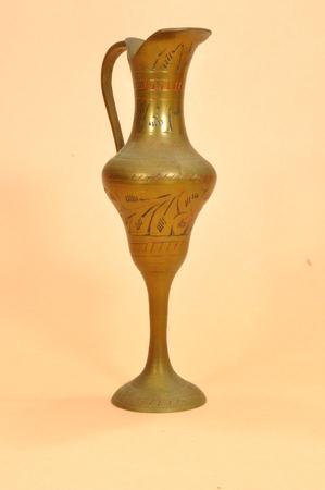 Ancient Arab-Asian object of a tea service