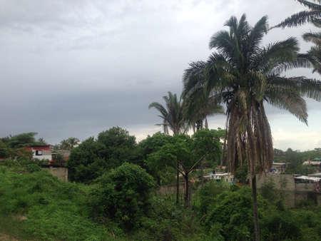 Before the rain Banco de Imagens