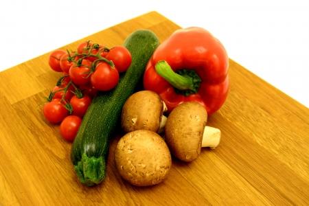 veg: mixed veg