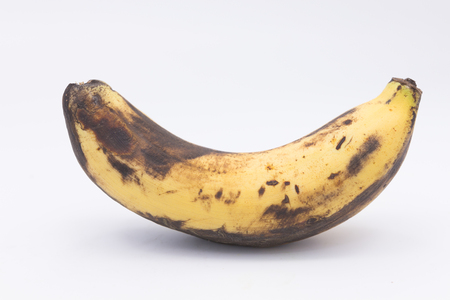 transmitted: rotten bananas,sexually transmitted disease concept Stock Photo
