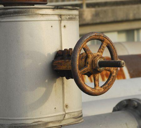 industrie: Rohrleitungen im Hamburger Hafen