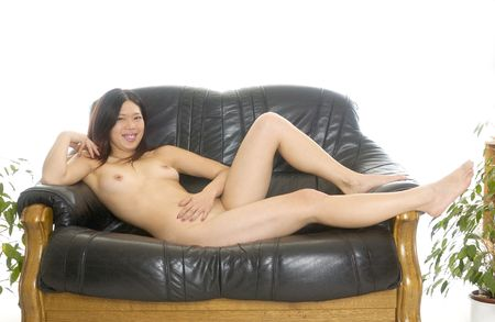 Sexy shooting with Asian Amateur