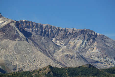 A beautiful View of Mount Saint Helens Area,USA