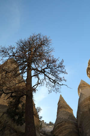 Kasha-Katuwe Tent Rocks National Monument New Mexico
