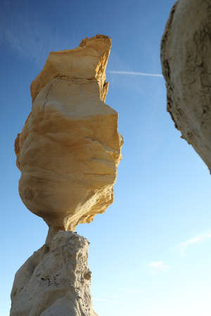 De-na-zin wilderness area, Bisti badlands, New Mexico