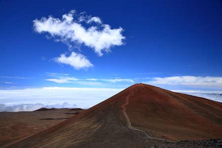 Mauna Kea telescopes , Big Island, Hawai
