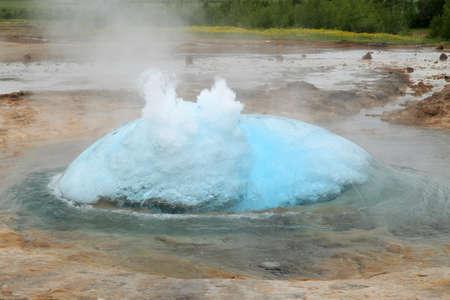 Iceland's Great Geysir & Strokkur Hot Springs